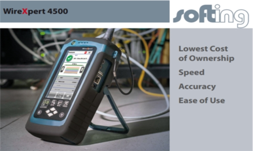Cable testing and certification hand held test system